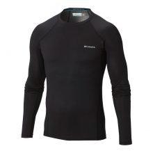 חולצה תרמית ארוכה לגברים - Heavy Weight Stretch Long Sleeve Top - Columbia