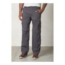 מכנסיים ארוכים לגברים - Stretch Zion Convertible 32 - Prana