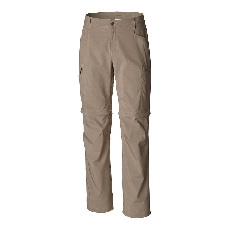 מכנסי טיולים מתפרקים לגברים - Silver Ridge Stretch Convertible - Columbia