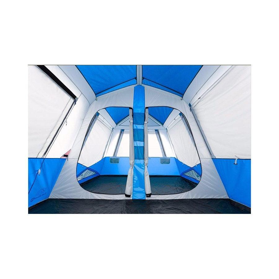 אוהל בן רגע גדול - Fall River 8 Person Instant Cabin - Columbia