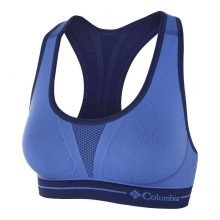 חזיית ספורט לנשים - Seamless Reversible Bra - Columbia