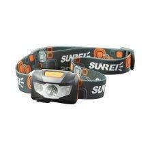 פנס ראש נטען - Sunree Youdu 3 - Sunree