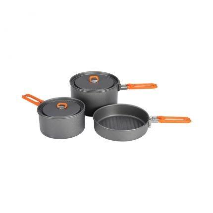 סט בישול עם ידיות ננעלות - Feaset 3 - Fire Maple