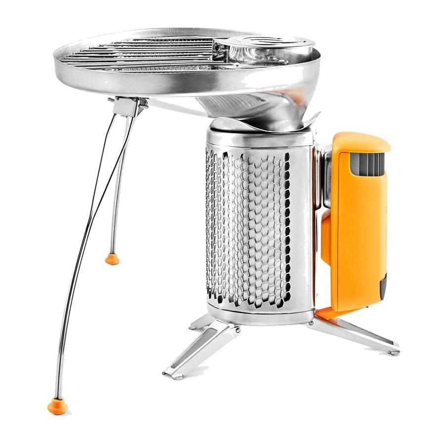 כירת בישול וגריל לשטח - Portable Grill - BioLite