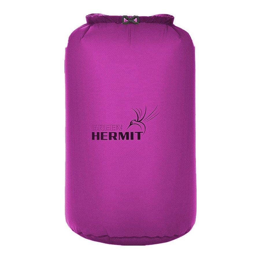 שק אטום למים - Ultralight Dry Sack 12 - Green-Hermit