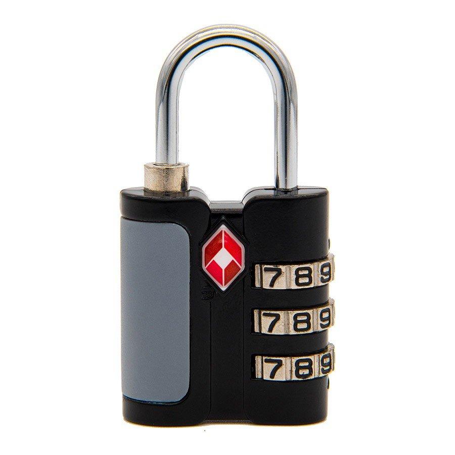 מנעול קומבינציה - TSA Lock - Swiss Bags