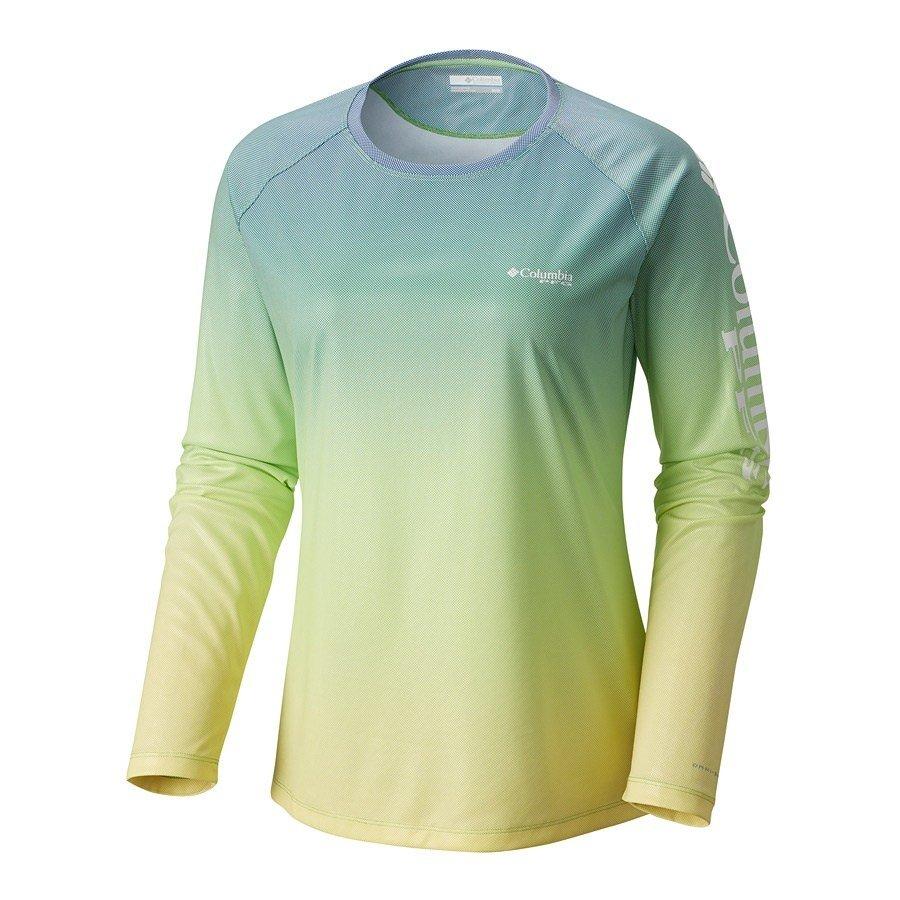 חולצה לנשים - Solar Shade L/S W - Columbia