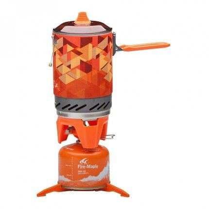 ערכת בישול בשטח - Star FMS-X2 Cooking System - Fire Maple
