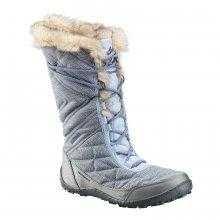 מגפיים מבודדים לנשים - Minx Mid III Santa Fe - Columbia