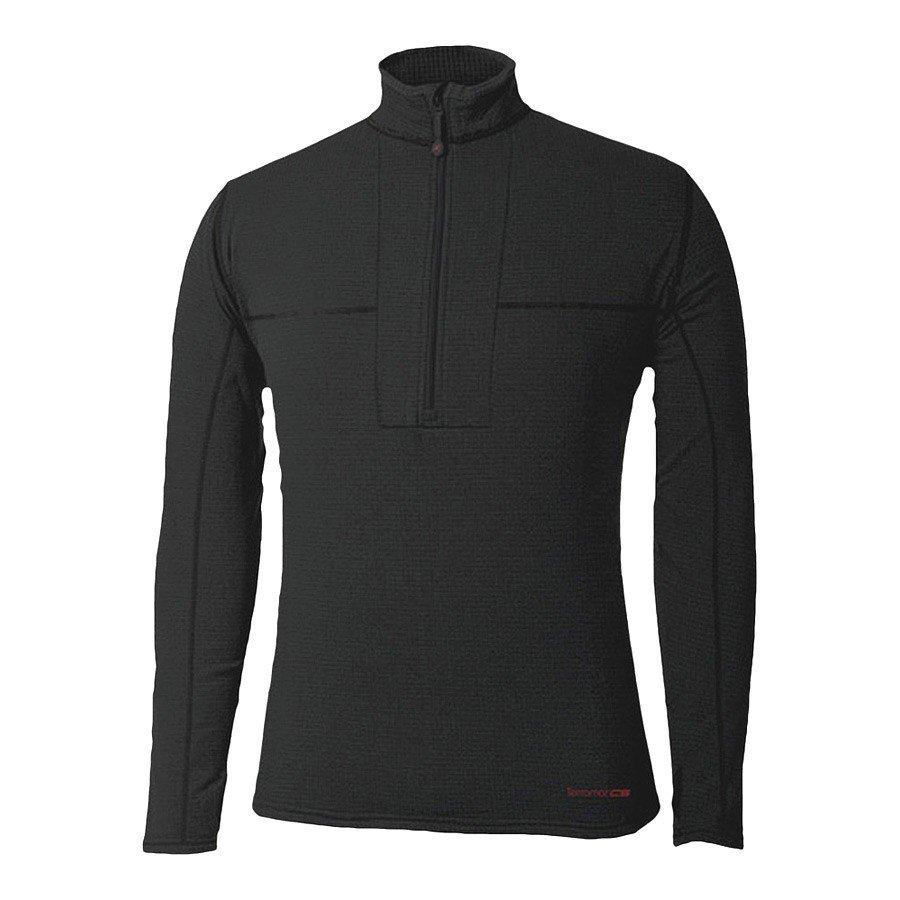 חולצת מיקרופליס תרמית לגברים - Ecolator TR M 1/2 Zip - Terramar