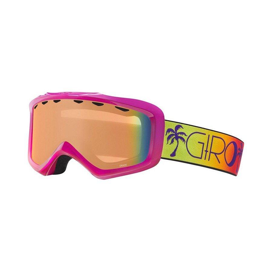 מסכת סקי לנשים ונוער עדשת מראה - Grade Plus Slim - Giro