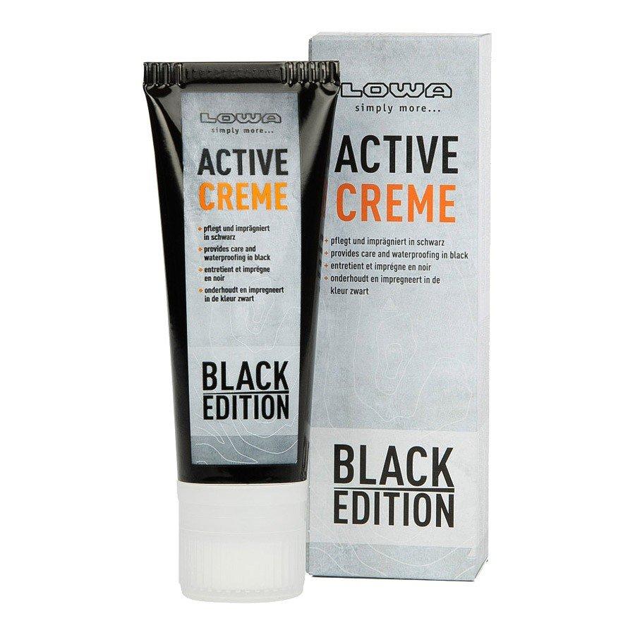 תכשיר איטום ושימון לנעלי עור - Active Creme 75ml - Lowa