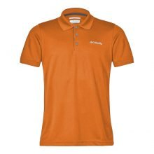 חולצת פולו לגברים - Clearwater Creek Solid Polo - Columbia