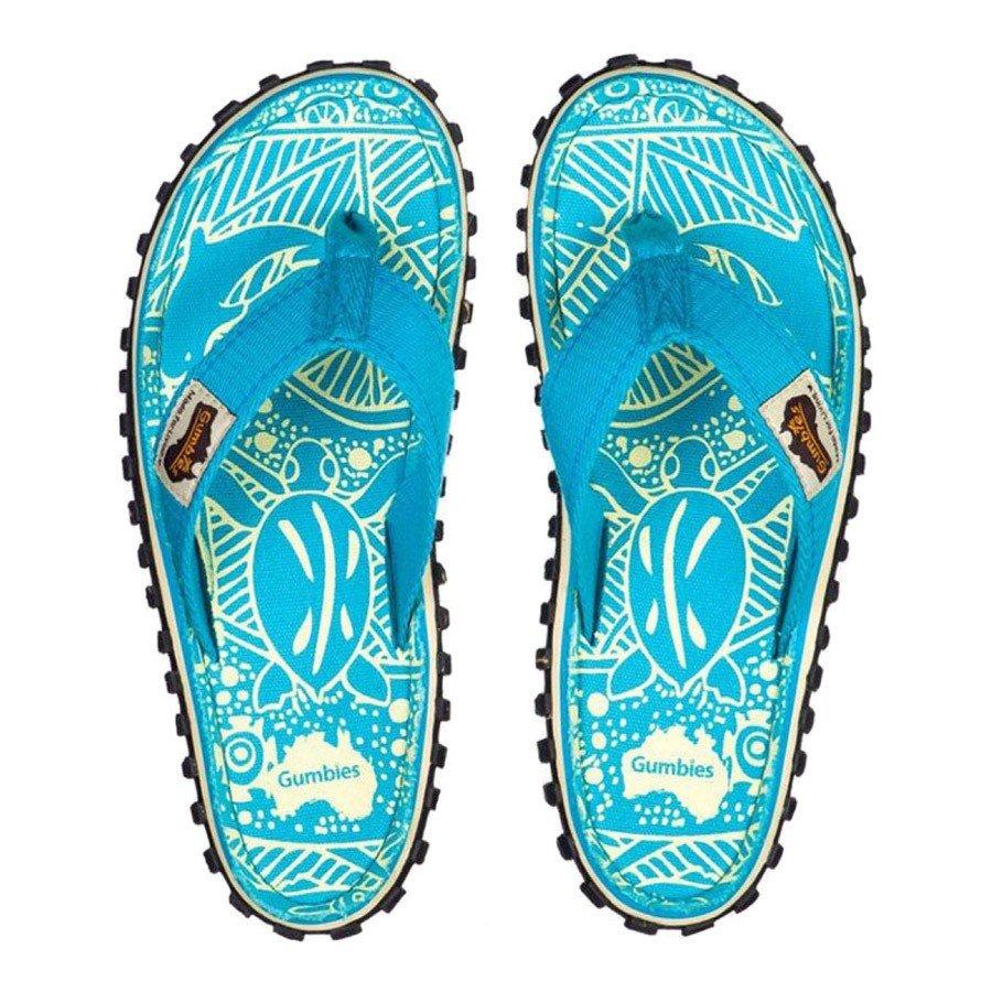 כפכפים - Islander Canvas TP - Gumbies