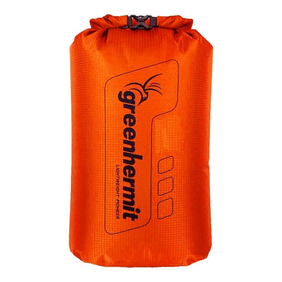 שק אטום למים - Ultralight Dry Sack 3L - Green-Hermit