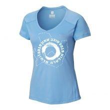 חולצת סובב עמק לנשים - Zero Rules Sovev W - Columbia