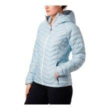 מעיל מבודד לנשים - Powder Lite Hood - Columbia