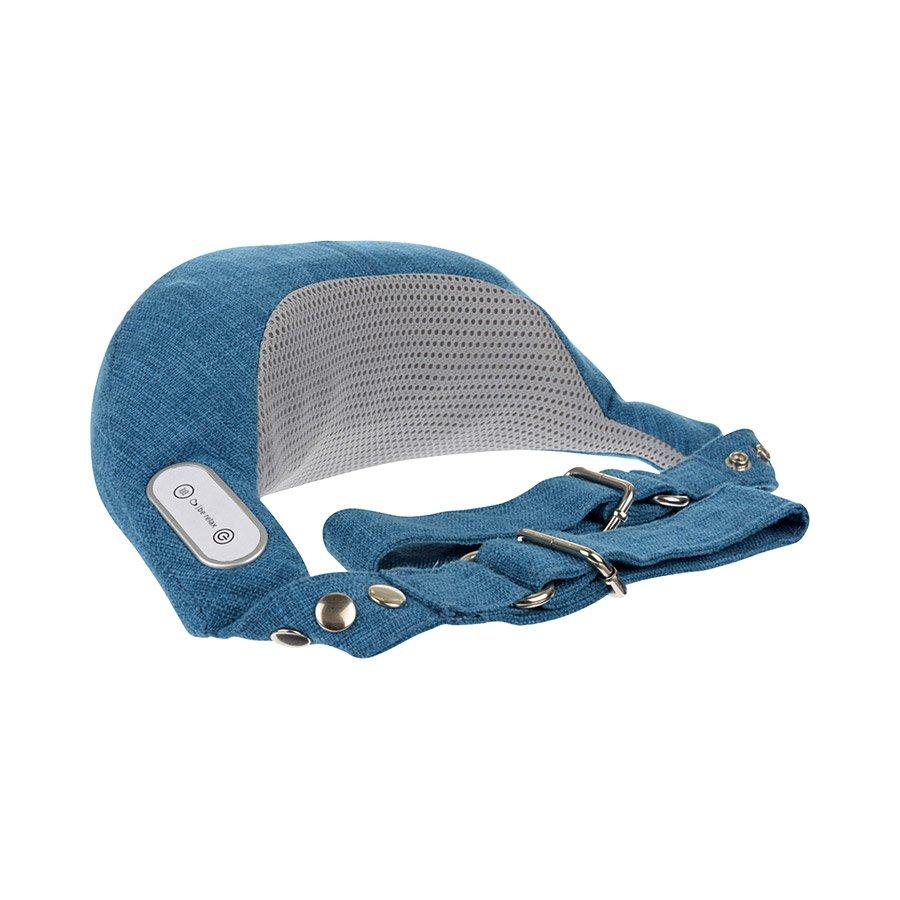 כרית מסאז חשמלית - Rollit Cordless Neck and Back Massager - berelax