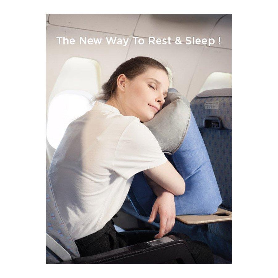 כרית שינה לנסיעות - My 2 In 1 Sleep Cocoon - berelax