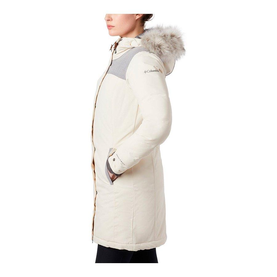 מעיל ארוך לנשים - Lindores - Columbia