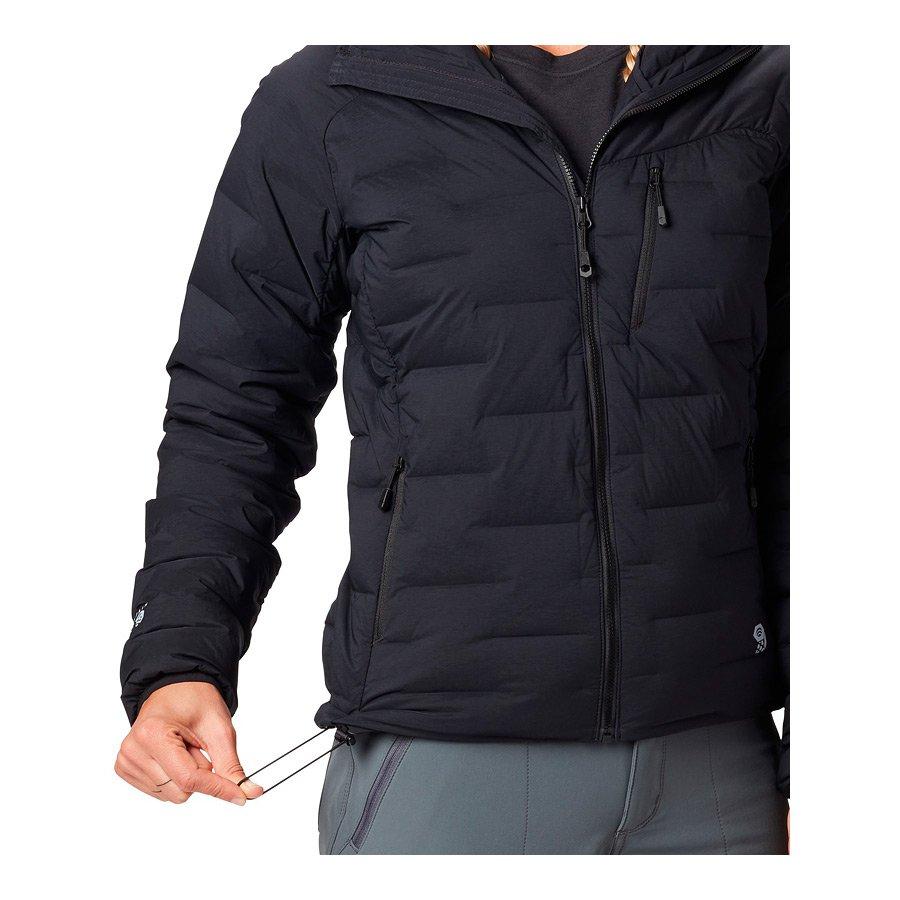 מעיל פוך לנשים - Super/DS Stretchdown Hooded - Mountain Hardwear