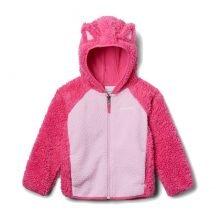 מעיל פליס לפעוטות - Foxy Baby Sherpa Full-Zip - Columbia