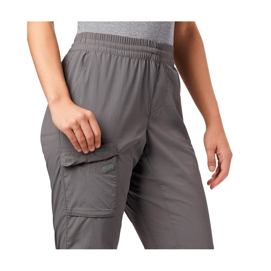 מכנסי טיולים ארוכים לנשים - Silver Ridge 2.0 Pull On - Columbia