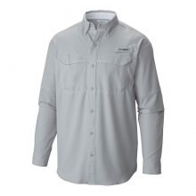 חולצה ארוכה לגברים - Low Drag Offshore L/S Shirt - Columbia