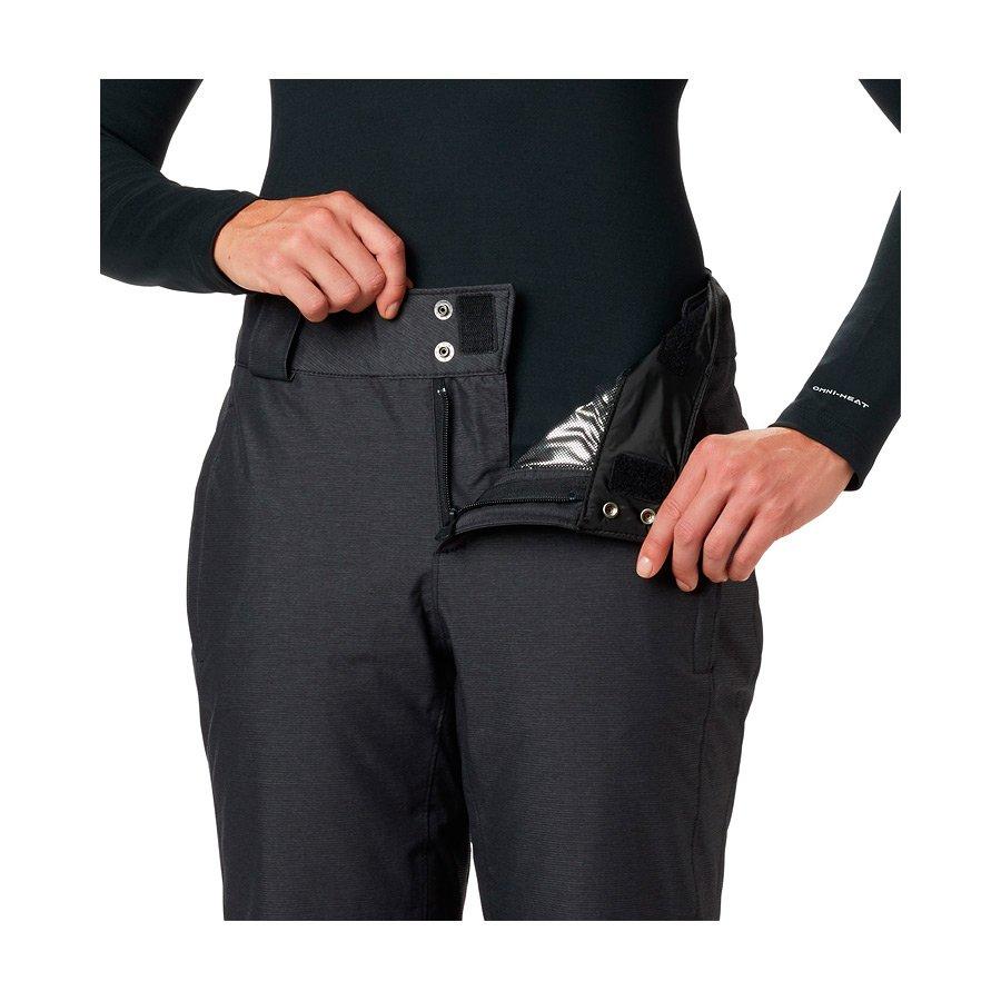 מכנסי סקי וסנובורד לנשים - Bugaboo Omni-Heat Pant - Columbia