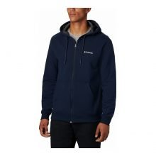סווטשירט לגברים - Columbia Lodge Full Zip Hoodie - Columbia