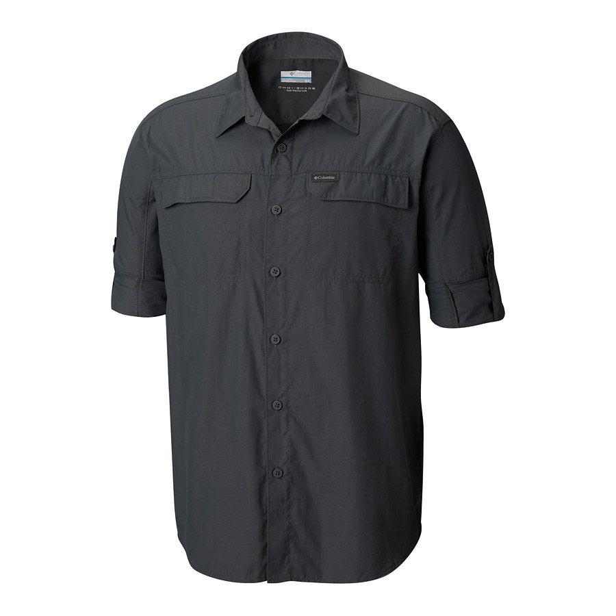 חולצה ארוכה לגברים - Silver Ridge 2.0 L/S - Columbia