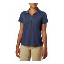 חולצת פולו לנשים - Firwood Camp II Polo - Columbia