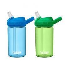 זוג בקבוקי שתייה לילדים - Eddy Kids Plus .4L 2 Pack - Camelbak