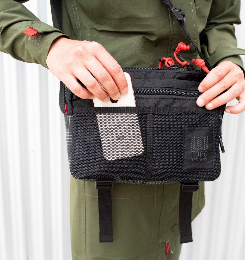 תיק צד - Block Bag - Topo Designs