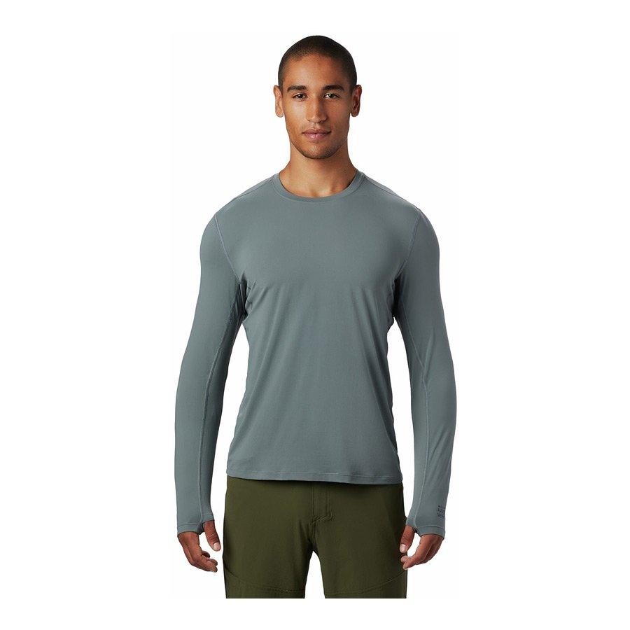 חולצה לגברים - Crater Lake L/S T - Mountain Hardwear