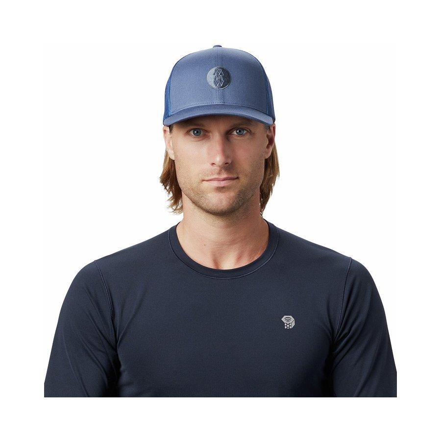 כובע מצחייה - MHW/Marrow Logo Trucker Hat - Mountain Hardwear