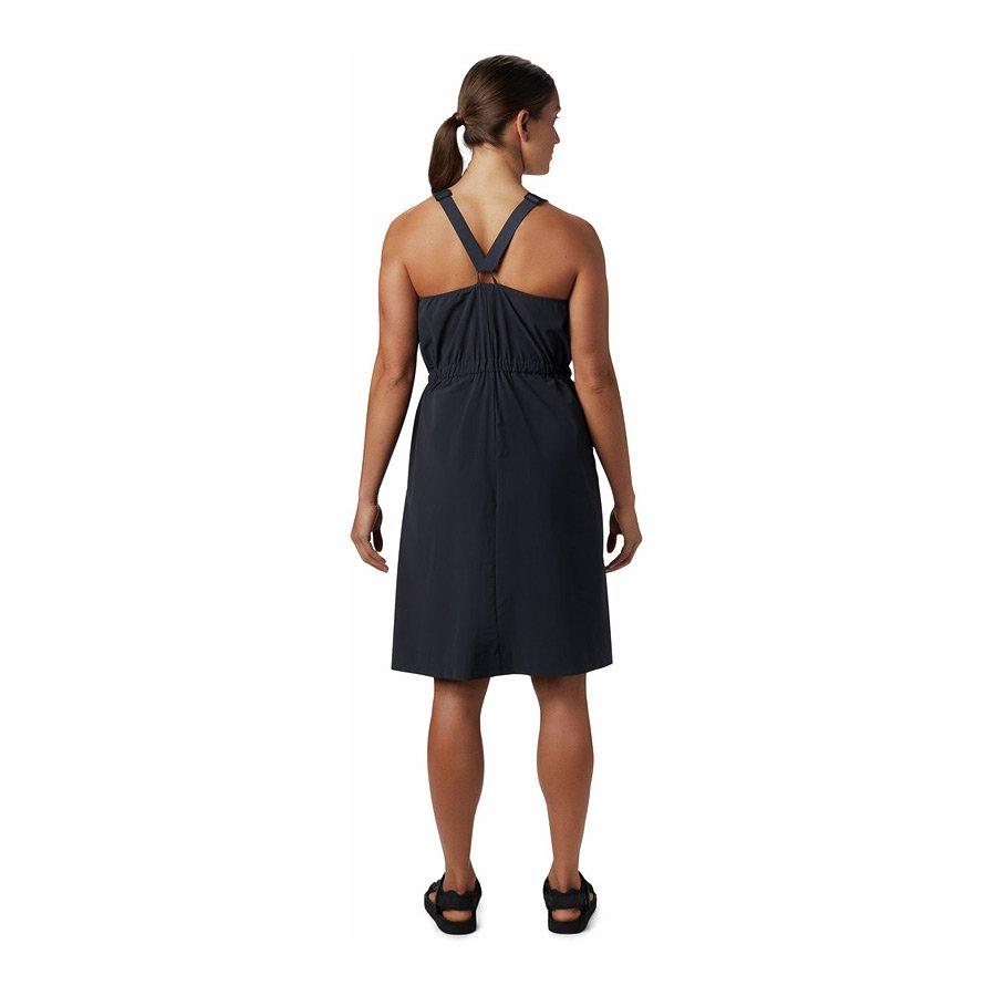 שמלה לנשים - Freefall Halter Dress - Mountain Hardwear