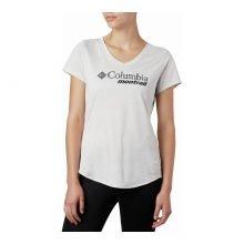 חולצה לנשים - W Trinity Trail II Graphic - Columbia Montrail