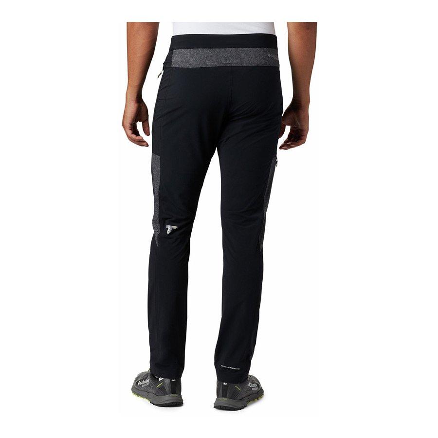 מכנסי טיולים ארוכים לגברים - Irico Freezer Pant SH M - Columbia