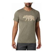 חולצה לגברים - Terra Vale T - Columbia