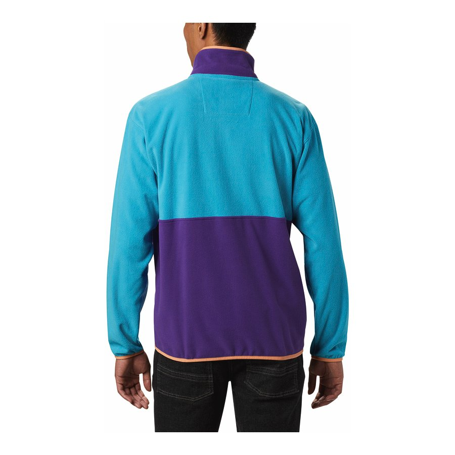מעיל פליס לגברים - Back Bowl Fleece Lightweight - Columbia