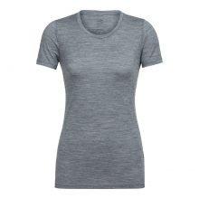 חולצה טי קצרה לנשים - W Tech Lite S/S - Icebreaker