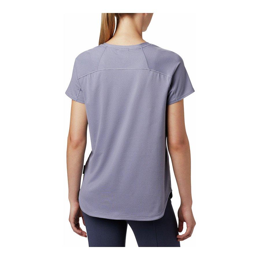 חולצה לנשים - Firwood Camp T S/S - Columbia