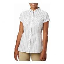 חולצה לנשים - Camp Henry II S/S - Columbia