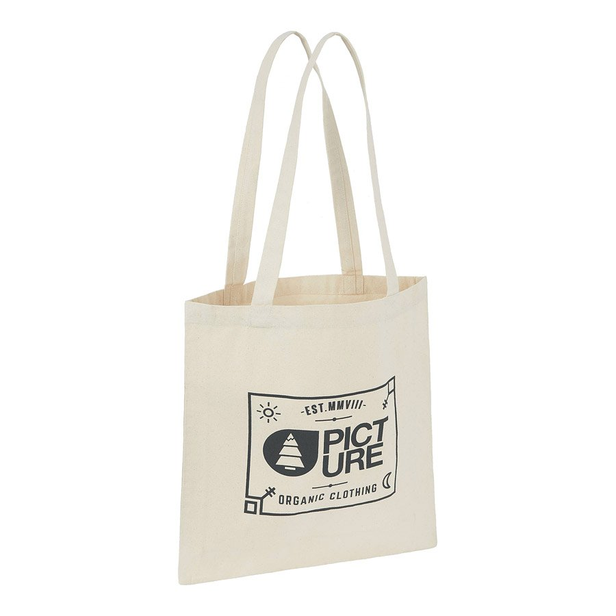 תיק צד - Tote Bag - Picture Organic