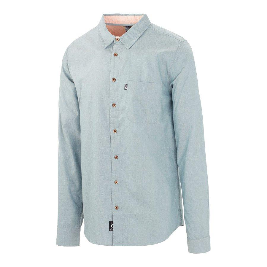 חולצה מכופתרת עם שרוולים ארוכים - Albans L/S - Picture Organic