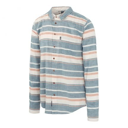 חולצה מכופתרת עם שרוולים ארוכים - Tahupo - Picture Organic