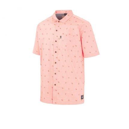 חולצה מכופתרת עם שרוולים קצרים - Mc Manat S/S - Picture Organic