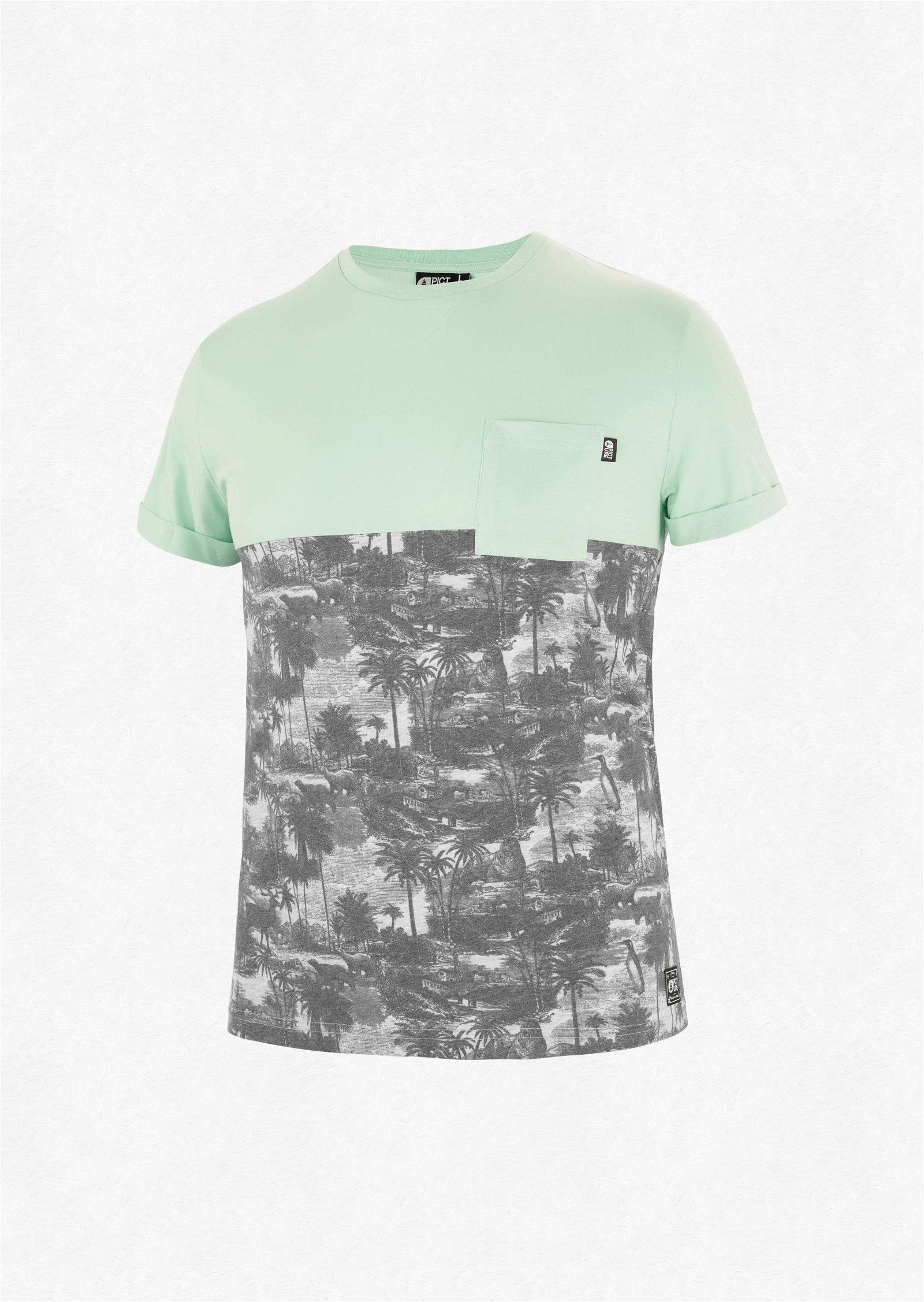 חולצה לגברים - George T - Picture Organic