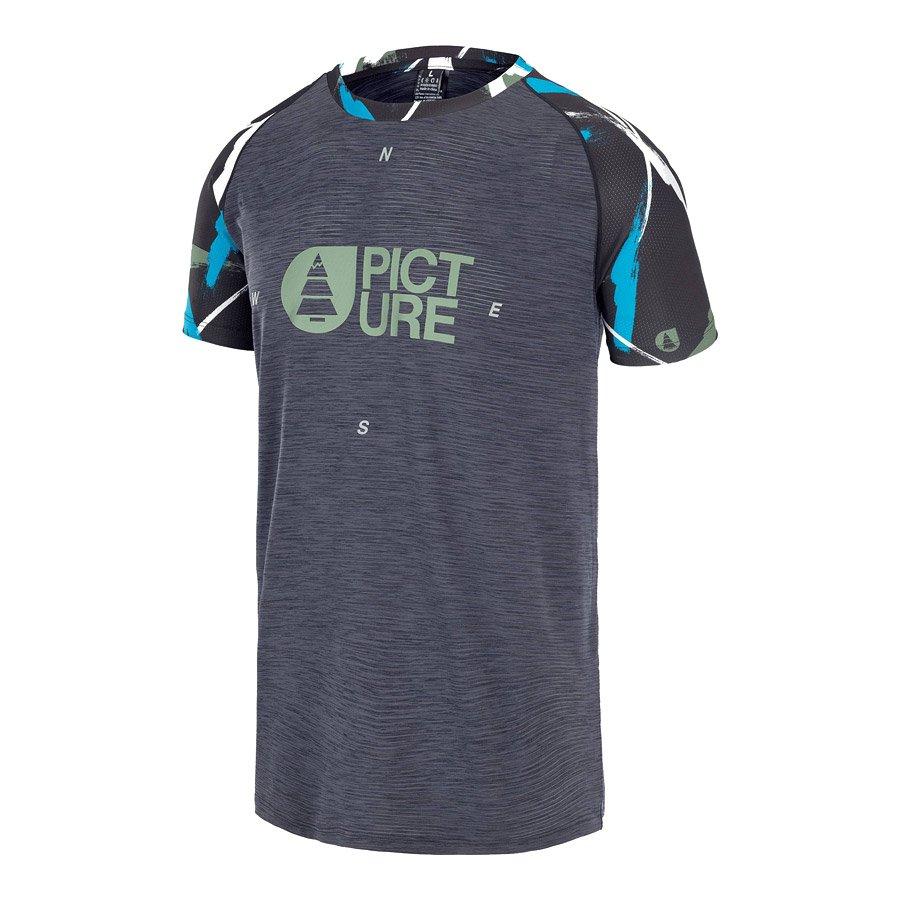 חולצה קצרה - Yago Tech T - Picture Organic